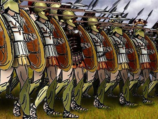 Суровая Спарта: почему пришло в упадок самое закрытое общество Древней Греции