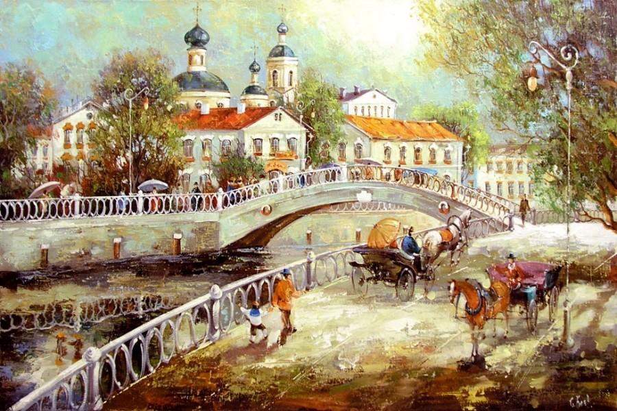 Московское гетто для иностранцев