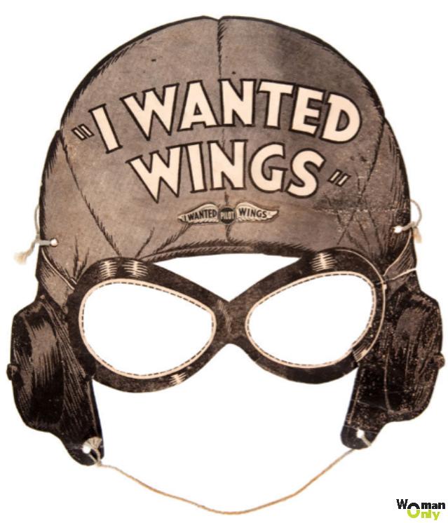 Новогодние маски из бумаги - праздник уже с вами маска пилота