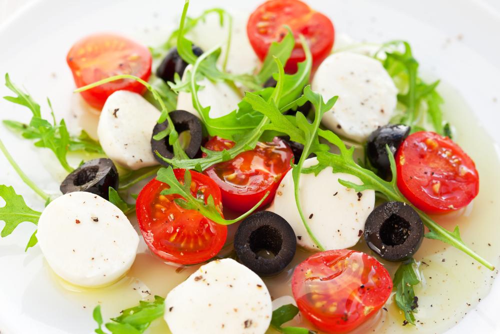 Вкусные и полезные Фитнес-салаты (6 рецептов)
