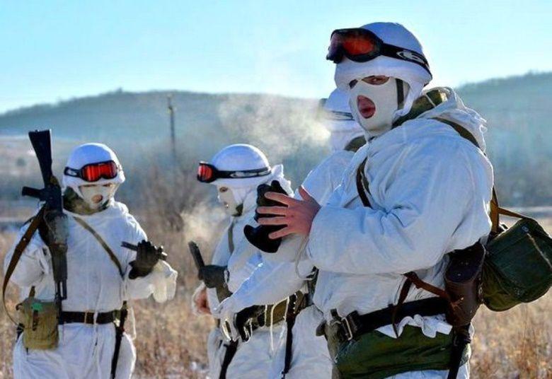 СМИ: обустройство 6-ти военных баз в Арктике практически завершено