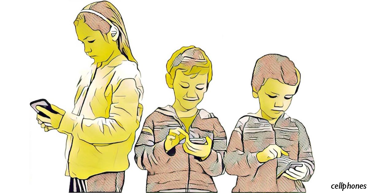 Почему наши дети - самое несчастное поколение за всю историю