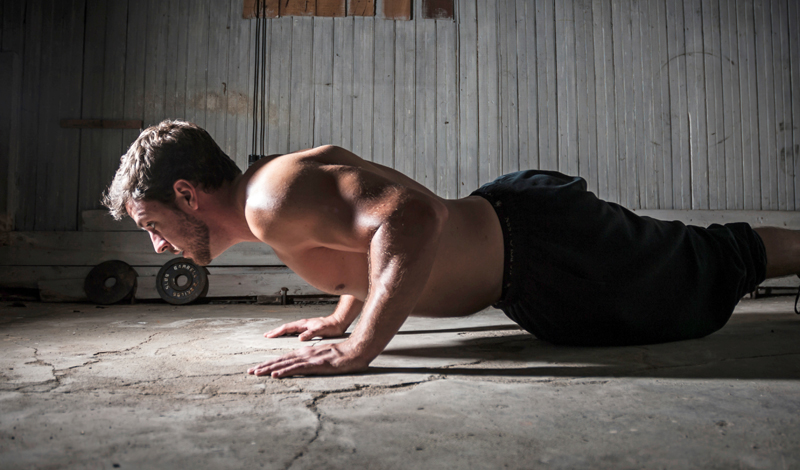 Быстрее, умнее, сильнее: фитнес-мотивация из американской тюрьмы