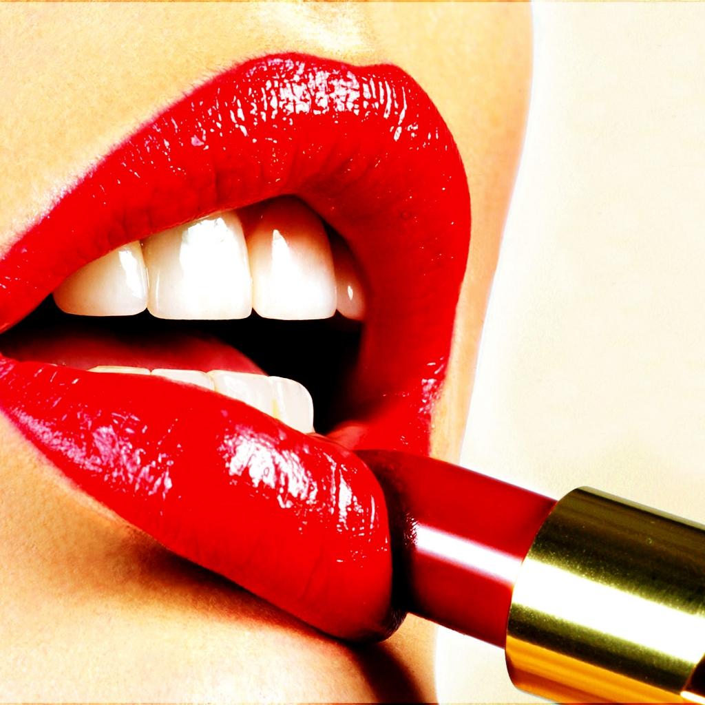 Определение характера по форме губной помады