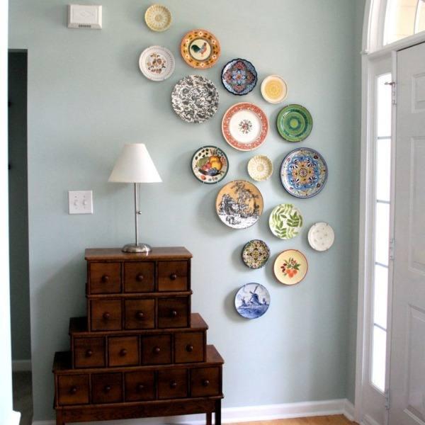 9 способов украсить дом любимыми коллекциями
