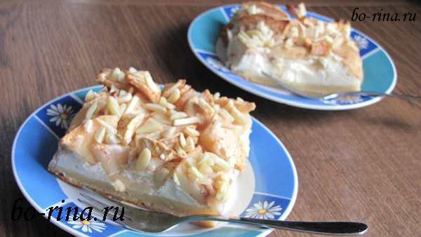 Десертный вихрь. Пироги с яблоками. Крумбахский яблочный пирог
