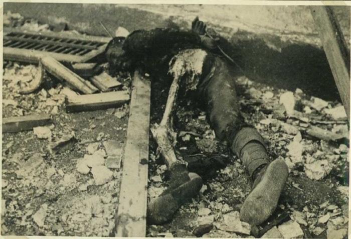 Японцы во время Второй мировой войны.