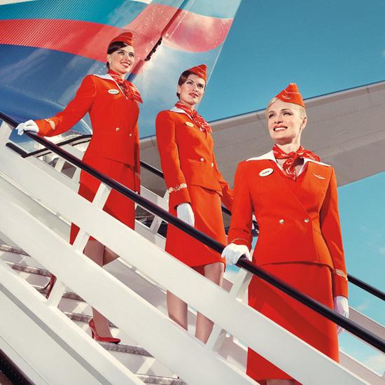 Стюардессы авиакомпаний мира