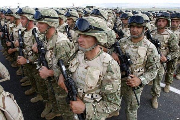 Вояки НАТО будут топтать «ридну неньку» по просьбе Вальцмана
