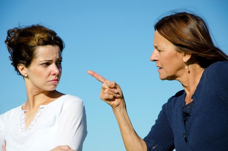 отношения с дочерью после развода