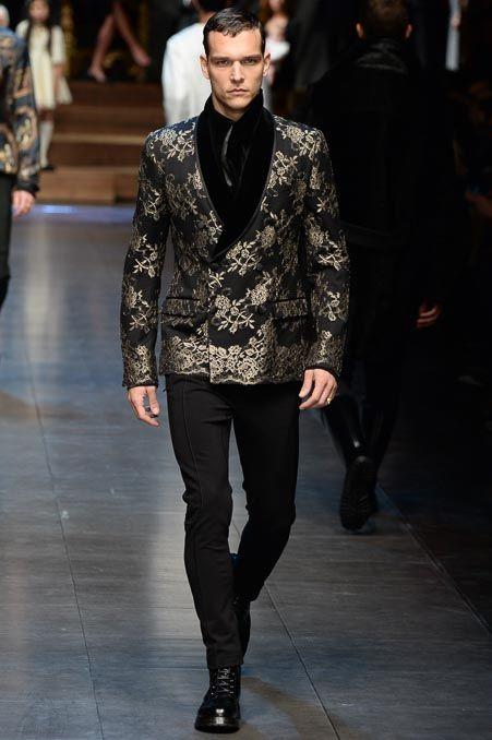 Мужская мода 2015-2016 осень - зима