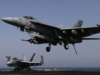 СМИ: Россия готова нанести удары по ИГИЛ в Сирии без коалиции с США