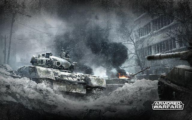 Танковая игра нового поколения «Проект Армата» запущена в России