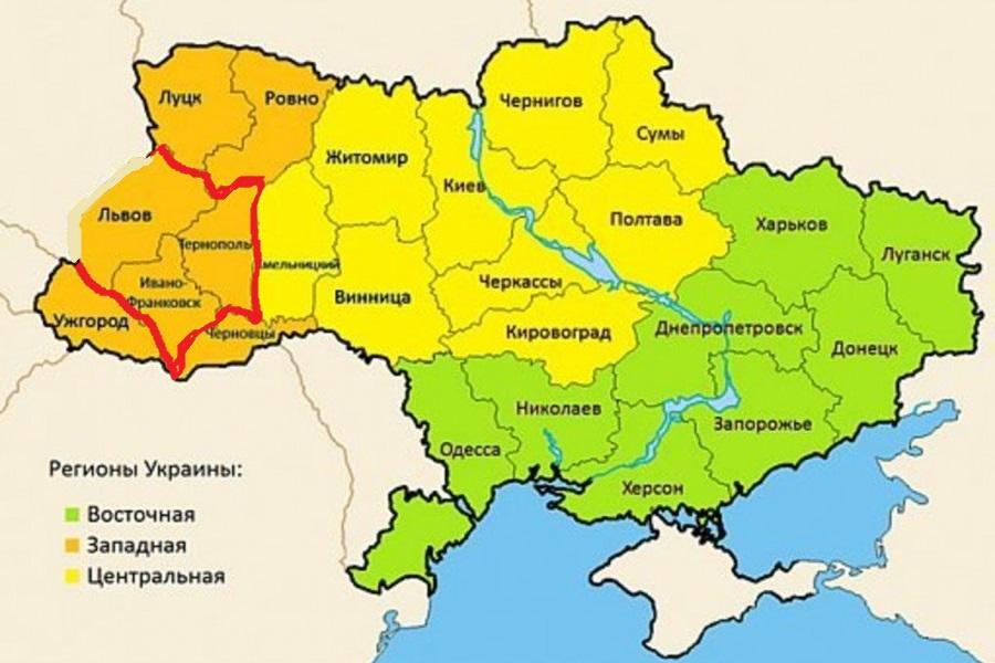 у Галиции и Польши был план …