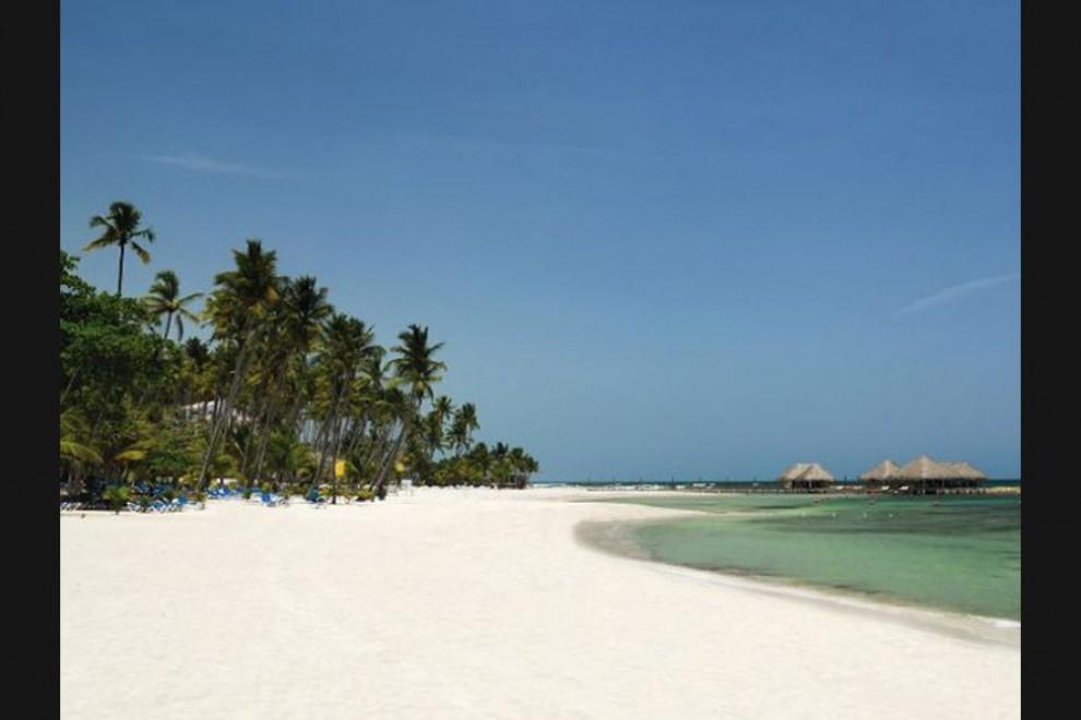 Гостям в Barcelo Capella Beach Resort (Доминикана) обещают шикарный пляж с белым песком… ожидания и реальность, отель, реклама