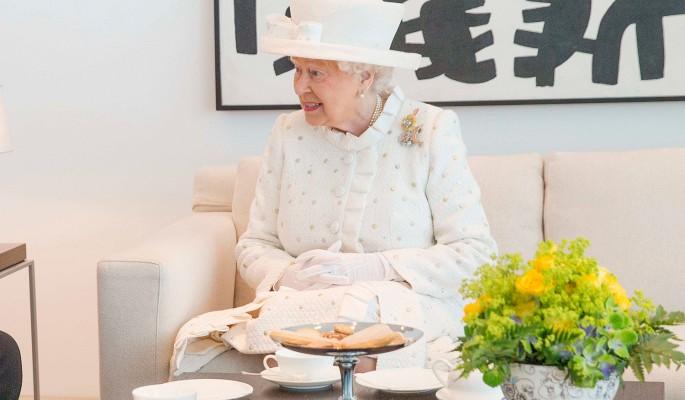 Шеф-повар Елизаветы II рассе…