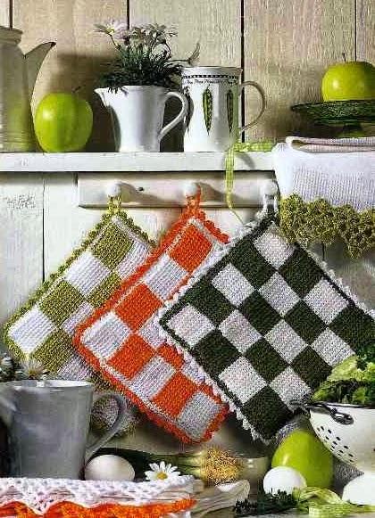 Поделки для кухни и дома