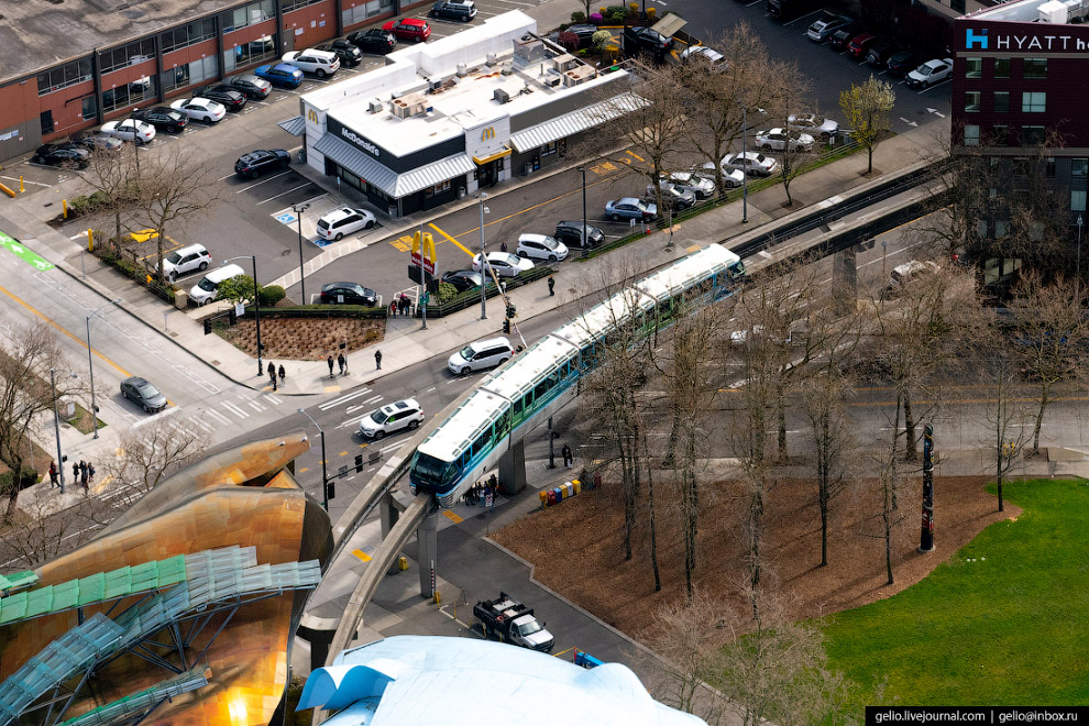 Монорельс Сиэтла (Seattle Monorail)