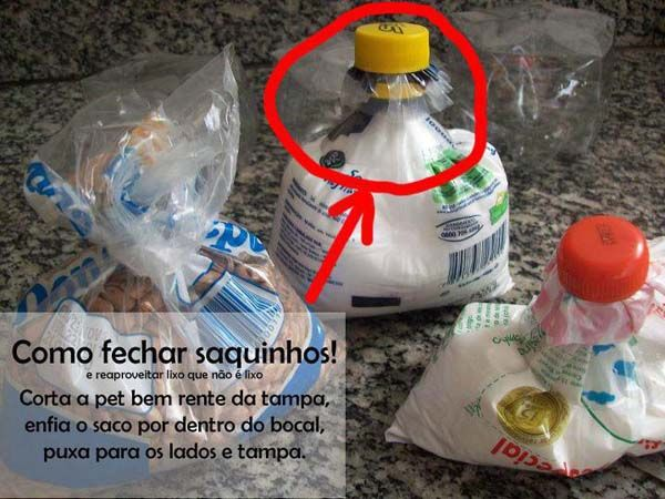 reciclado de botellas de plastico - recipientes 12
