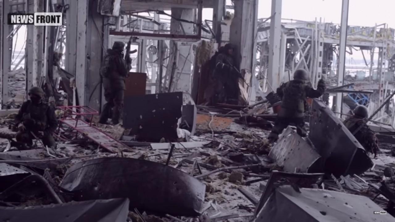 Клип о настоящих защитниках Донбасса – воинах ДНР показали участникам АТО как поздравление с праздником