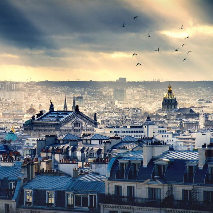 Лучшие снимки мастера урбанистической фотографии Ilja Mašík