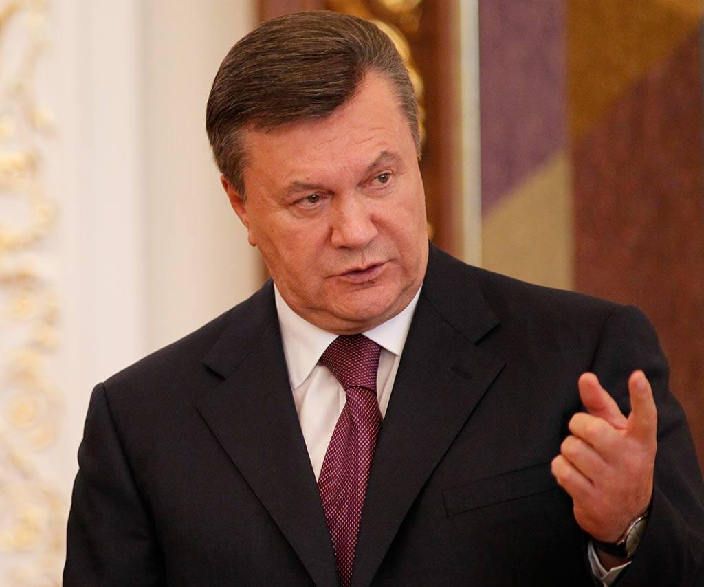 Янукович назвал присоединени…