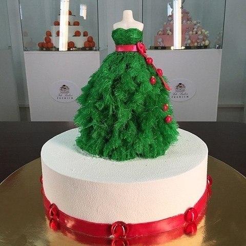 Удивительные торты от Рената Агзамова