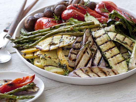 5 простых шагов, которые сделают гриль здоровой пищей