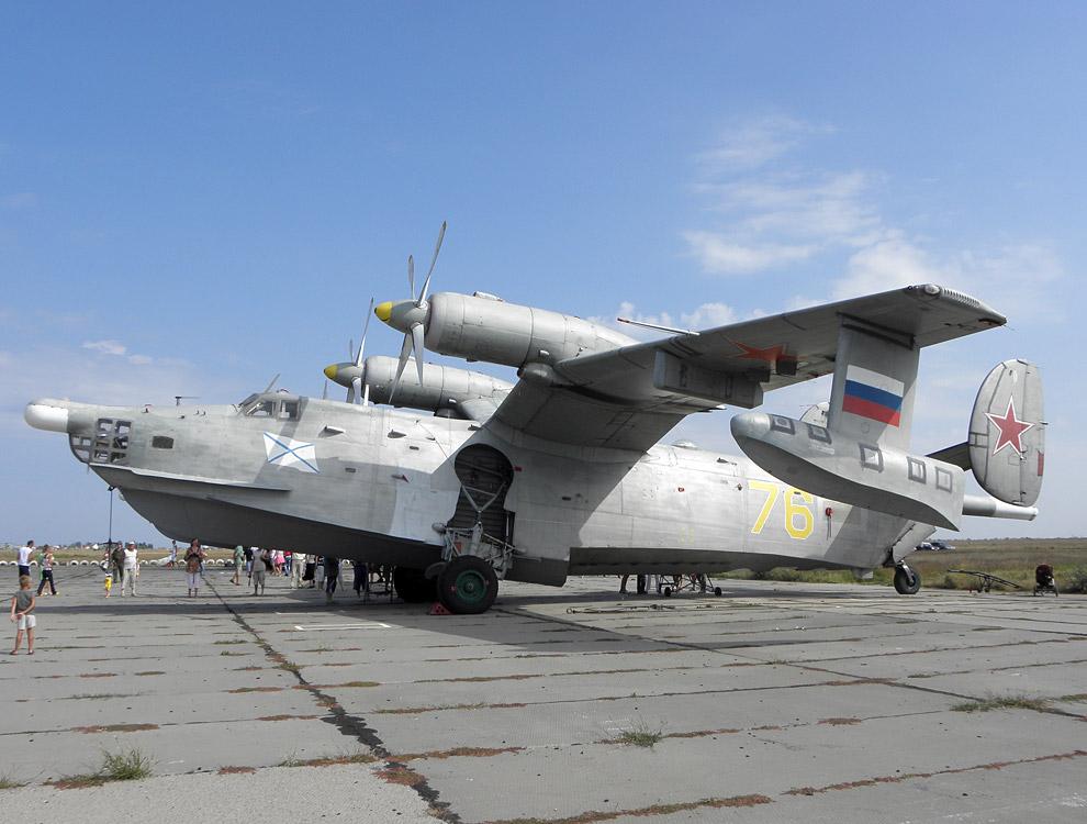 Российские самолеты Бе–12 оснастят торпедами и глубинными бомбами