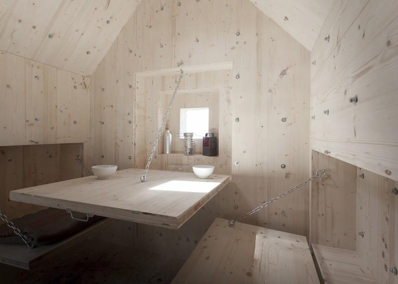 Трудно догадаться, что скрывается за этим камнем дизайн, дома, интерьер