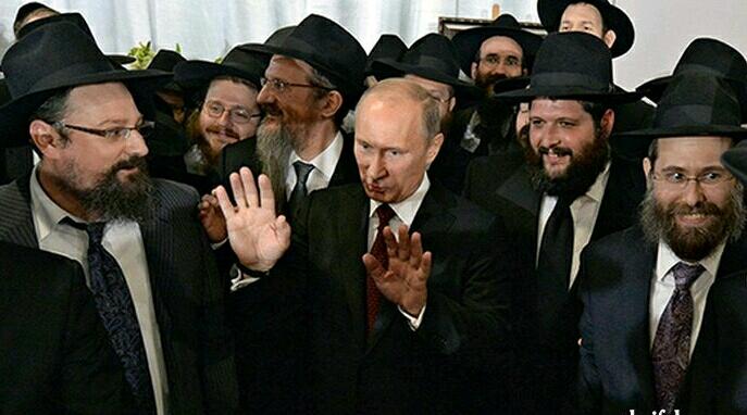Большинство евреев - верные путинцы