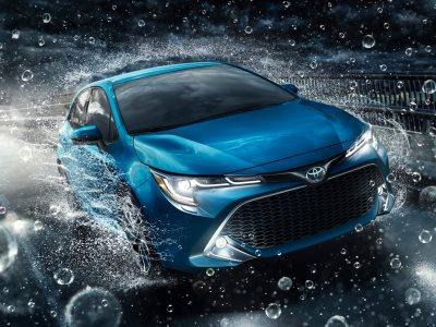 Хот-хэтч на базе Toyota Corolla