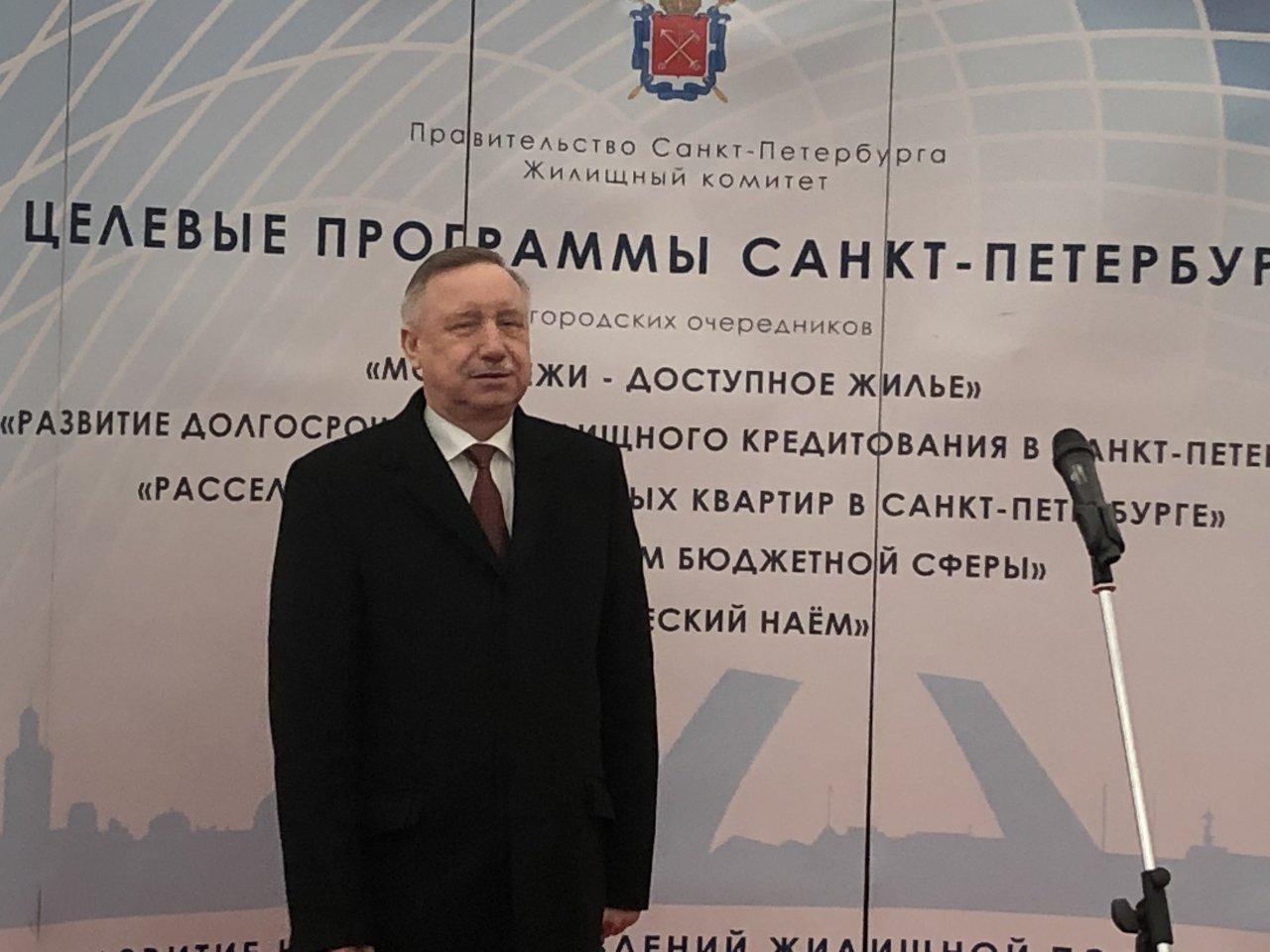 « Не менее 35% госпостов должна занимать молодежь»: Беглов о создании школы политики в Петербурге
