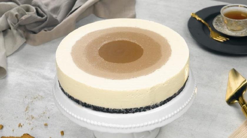 Нежный шоколадный торт без выпечки: красивый и очень вкусный