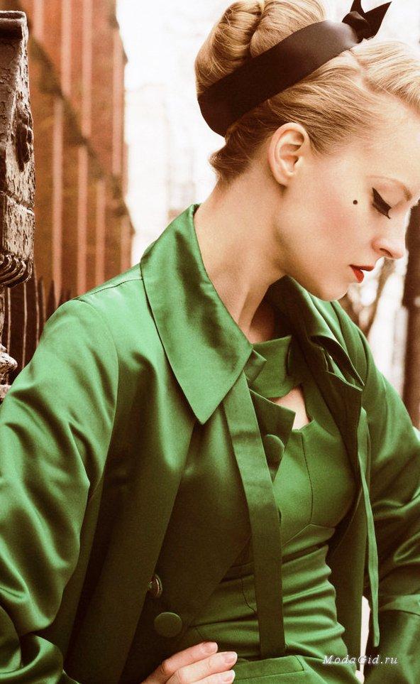 Ретро-стиль в уличной моде от блоггеров Sonja Vogel и Laura Okita