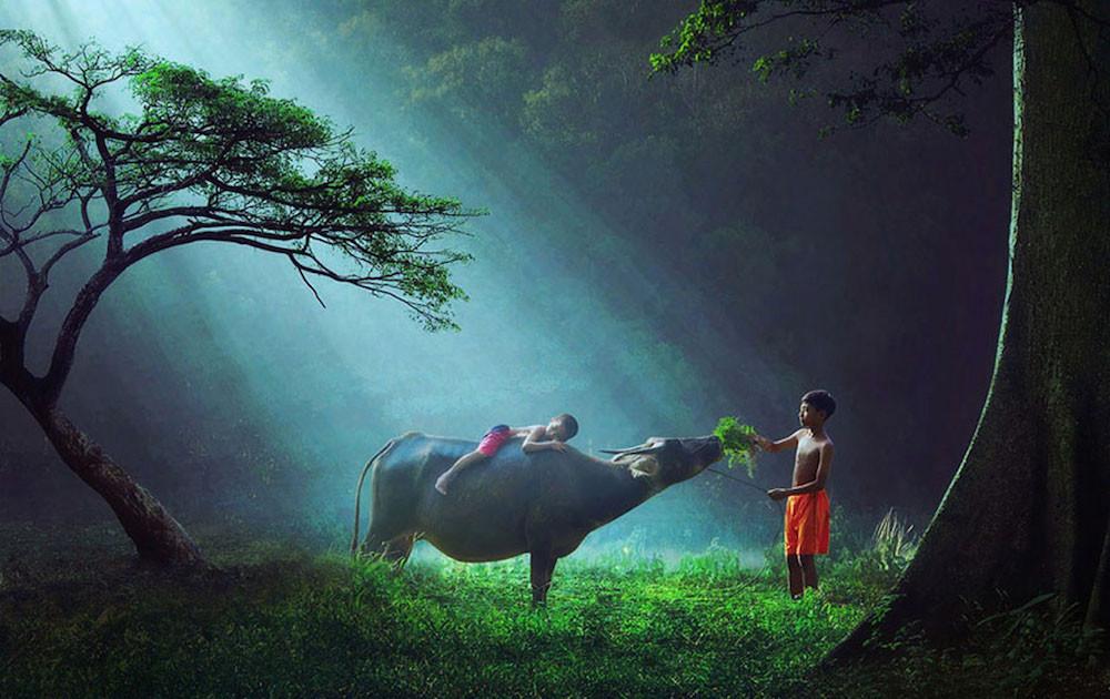 9. Чарующая Индонезия. люди, мир, удивительные фотографии