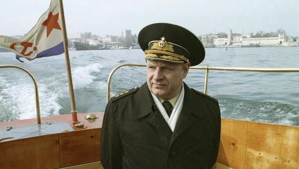 Адмирал Касатонов: Севастополь готовится к базированию «Мистраля»