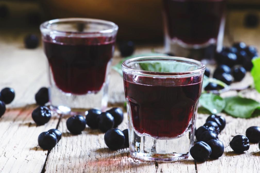 Черноплодная рябина настойка, рецепты настоек, настойки +на спирту,