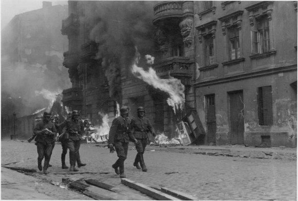 Как нацисты хотели поступить с Варшавой