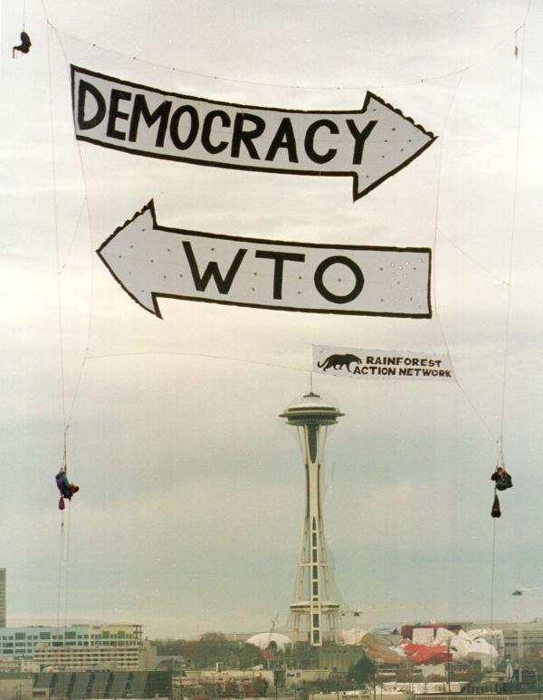 Курс России на импортозамещение создает риски для участников ВТО