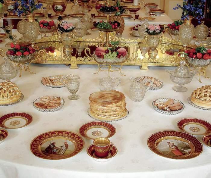Блюда, которые любили русские императоры