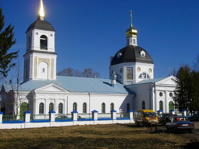 Храм г. Высоковск.