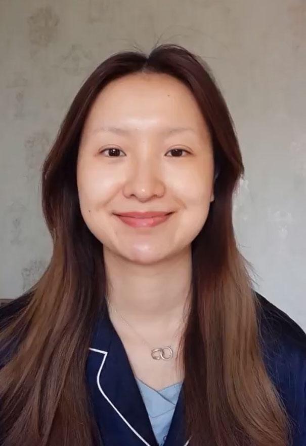 Китаянка легко превращается в любую знаменитость при помощи одного лишь макияжа