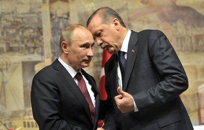 Путин и Эрдоган обсудили выход США из иранской ядерной сделки