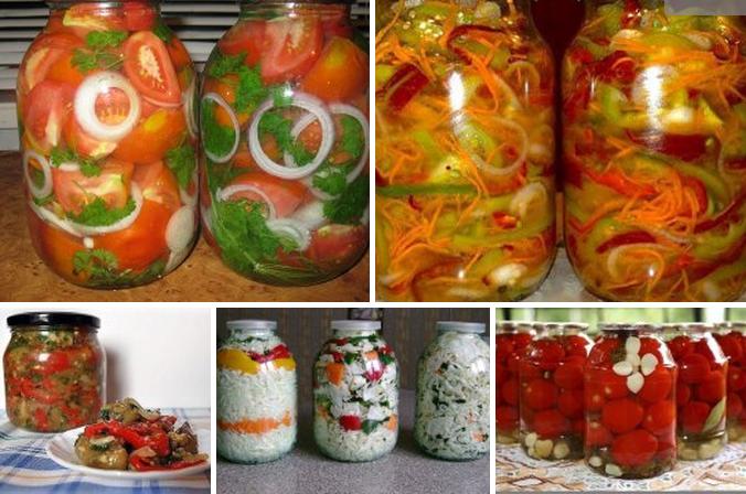 Рецепты с фото вкусности