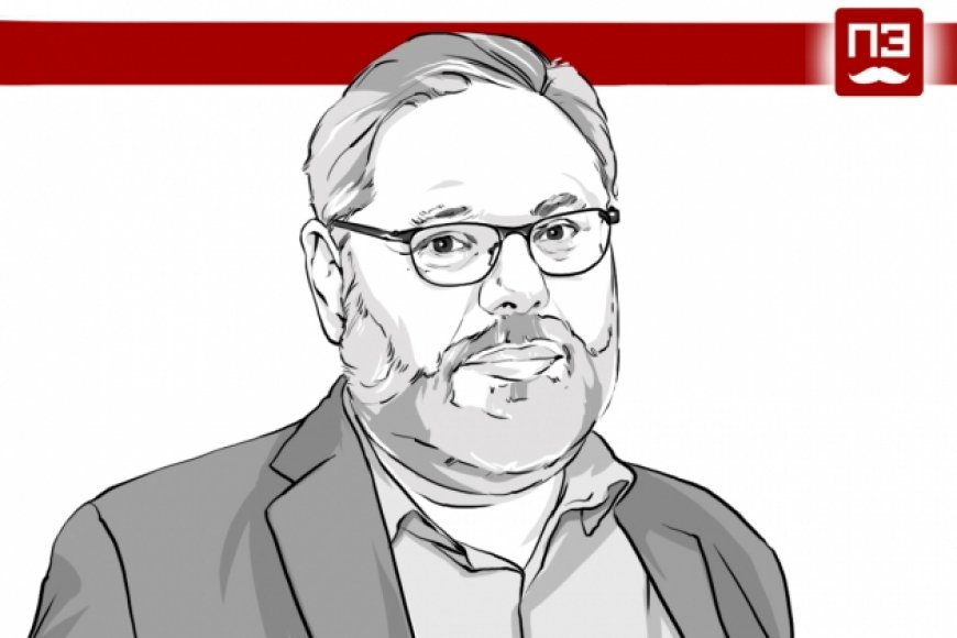 Хазин: обвал рынков Запада спасет Россию от либералов...