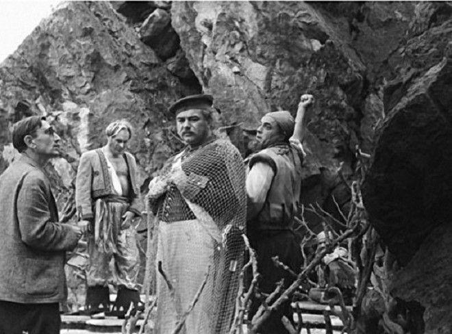В фильмесказке советского режиссера Александра Роу забавных кадров и неожиданных находок было больше чем задумывал автор