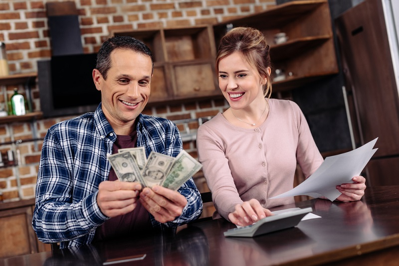 деньги в семье