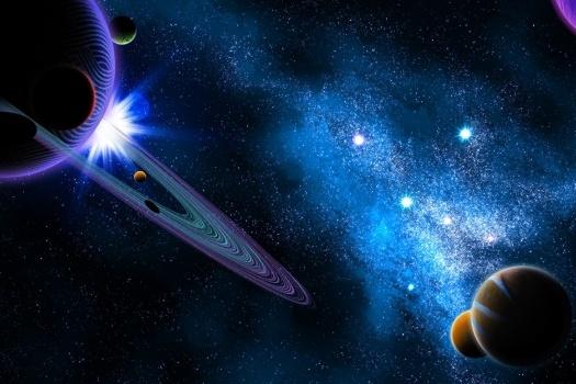 Планета Железяка: в космосе …