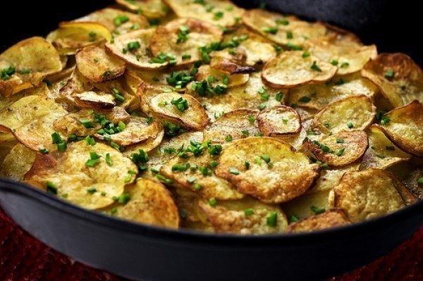 5 отличных салатов из картофеля